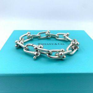 Tiffany & Co. Hardwear Large Link Silver Bracelet
